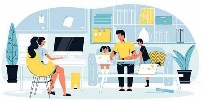 Parent déconfinés : retrouver un équilibre vie pro - vie perso